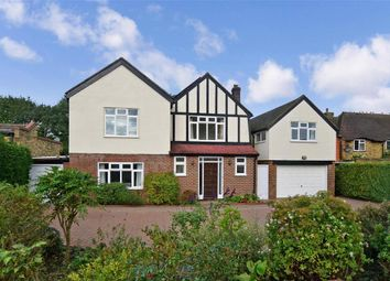 Thumbnail 6 bed detached house for sale in Gilhams Avenue, Banstead, Surrey