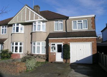 Thumbnail 4 bed property for sale in Waverley Avenue, Whitton, Twickenham