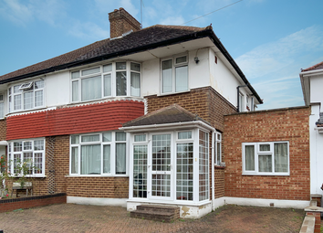 Thumbnail 5 bed semi-detached house to rent in Welbeck Road, Harrow