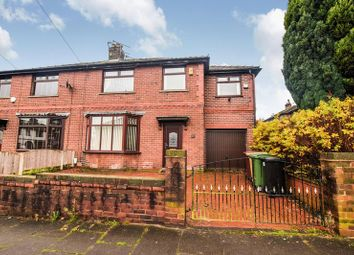 Thumbnail 4 bedroom semi-detached house for sale in Newport Road, Great Lever, Bolton