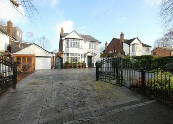4 bed detached house for sale in Brooklands Road, Wythenshawe, Manchester M23