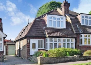 Thumbnail 2 bedroom semi-detached house for sale in Queenswood Avenue, Wallington, Surrey