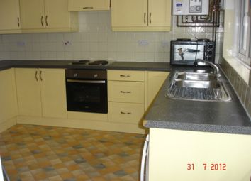Thumbnail 5 bed terraced house to rent in Pantygwydr Road, Uplands, Swansea