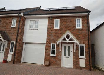 Thumbnail 2 bed town house for sale in Allotment View, New Road, Croxley Green, Rickmansworth Hertfordshire