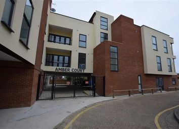 Thumbnail 1 bed flat for sale in Amber Court, St Johns Way, Corringham, Essex