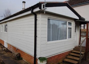 Thumbnail 1 bed mobile/park home for sale in Station Road, Albrighton, Wolverhampton
