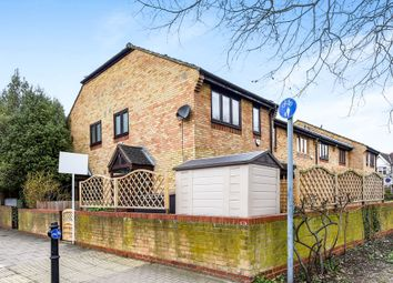Thumbnail 1 bed end terrace house for sale in Rectory Lane, London