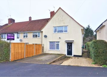 Thumbnail 3 bed end terrace house for sale in Briar Way, Hillfields