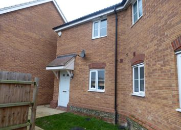 Thumbnail 2 bedroom maisonette to rent in The Presidents, Beck Row, Bury St. Edmunds