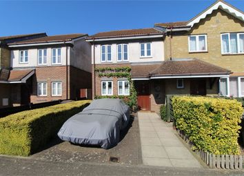 Thumbnail 2 bed end terrace house for sale in Cobham Close, Edgware, Middlesex
