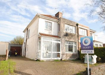 Thumbnail 3 bed semi-detached house for sale in Rannoch Road, Filton Park, Bristol