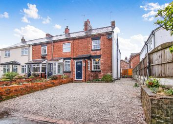 Thumbnail 2 bed terraced house for sale in New Road, Childer Thornton, Ellesmere Port