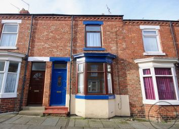 Thumbnail 2 bed terraced house to rent in Marshall Street, Denes, Darlington