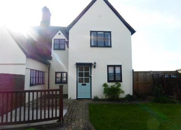 Thumbnail 3 bed cottage to rent in Bardfield Road, Shalford, Braintree