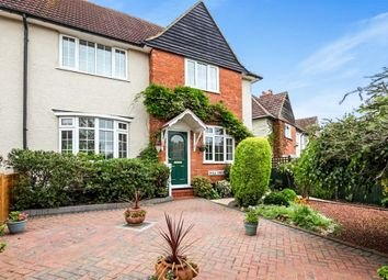 Thumbnail 4 bed semi-detached house for sale in Hill Crescent, Surbiton