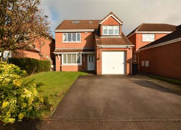 6 bed detached house for sale in Woodlea Drive, Meanwood, Leeds, West Yorkshire LS6