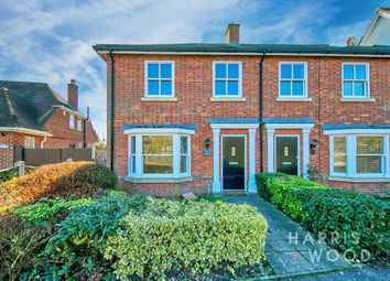 Thumbnail 2 bed semi-detached house for sale in Barnes Mill Road, Chelmsford