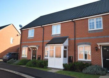 Thumbnail 2 bed town house for sale in Merton Drive, Derby