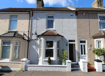 Thumbnail 3 bed terraced house for sale in Seafield Road, Ramsgate