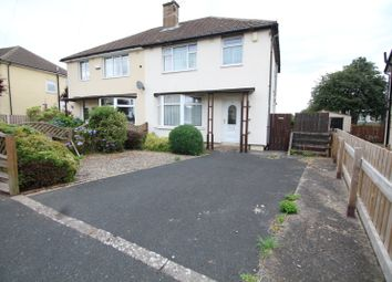 Thumbnail 3 bed semi-detached house for sale in Crescent Royd, Almondbury, Huddersfield