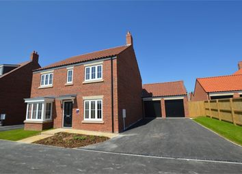 Thumbnail 4 bed detached house for sale in High Mill, Off Field Lane, Scalby, Scarborough