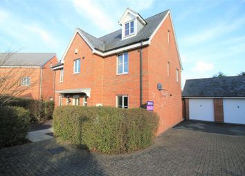Thumbnail 6 bed town house for sale in Meadow Way, Hereford
