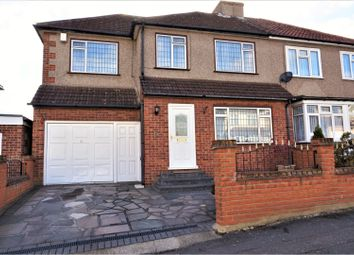 4 bed semi-detached house for sale in Kenilworth Avenue, Romford RM3