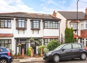 Thumbnail 4 bed semi-detached house for sale in Ramillies Road, Chiswick, London