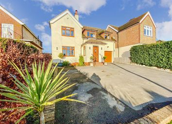 5 bed detached house for sale in Chart Road, Sutton Valence, Maidstone, Kent ME17