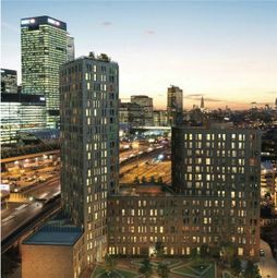 Thumbnail 2 bed flat for sale in Poplar Business Park, Prestons Road, London