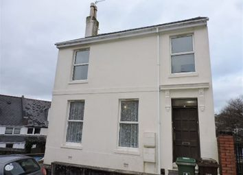 Thumbnail 2 bed flat to rent in Coleridge Road, Lipson, Plymouth