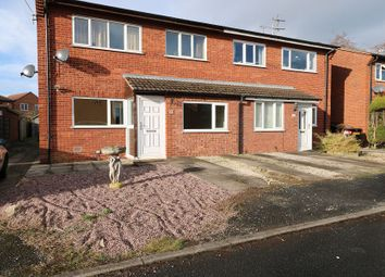 Thumbnail 2 bed maisonette to rent in Verdin Court, Crewe