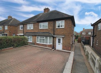 Thumbnail 3 bed semi-detached house for sale in Seely Avenue, Calverton, Nottingham