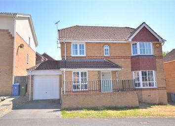 Thumbnail 4 bed detached house for sale in Hopper Vale, Bracknell, Berkshire