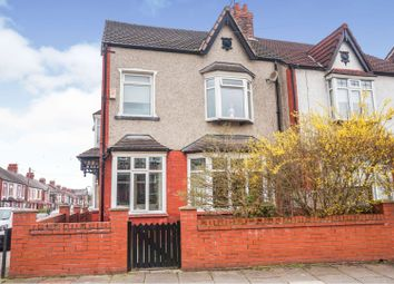 Thumbnail 4 bed semi-detached house for sale in Silverbeech Avenue, Liverpool