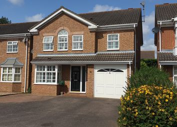 Thumbnail 4 bed detached house for sale in Laburnum Close, Purdis Farm, Ipswich