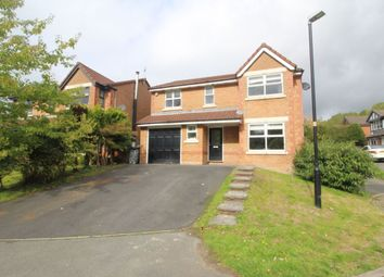 Thumbnail 4 bed detached house for sale in Knebworth Close, Clayton-Le-Woods, Chorley