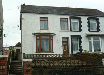 Thumbnail 3 bed semi-detached house for sale in Bridgend Road, Maesteg, Maesteg, Mid Glamorgan