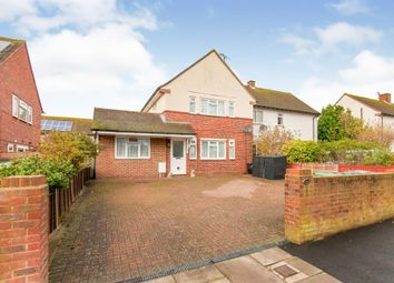 5 bed semi-detached house for sale in Victoria Drive, Eastbourne BN20