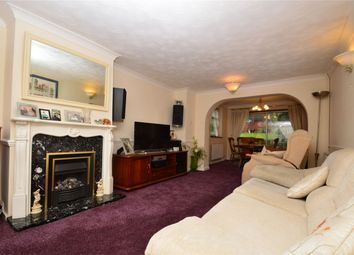 Thumbnail 3 bedroom terraced house for sale in Furzen Crescent, Hatfield, Hertfordshire