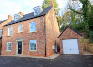 Thumbnail 6 bed detached house for sale in Lightwood Road, Lightwood