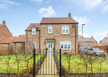 Thumbnail 4 bed detached house for sale in Bursary Court, Pickering, North Yorkshire
