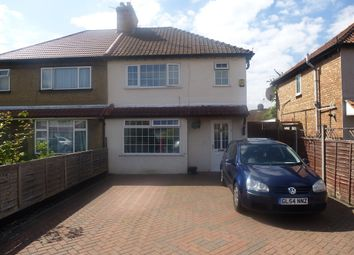 Thumbnail 3 bed semi-detached house for sale in Hampshire Avenue, Slough