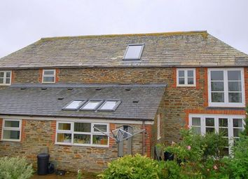 Thumbnail 1 bed flat to rent in St. Merryn, Padstow