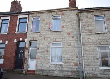 Thumbnail 3 bed terraced house to rent in Clive Road, Barry