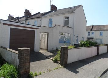 Thumbnail 3 bedroom end terrace house for sale in Key Road, Clacton On Sea