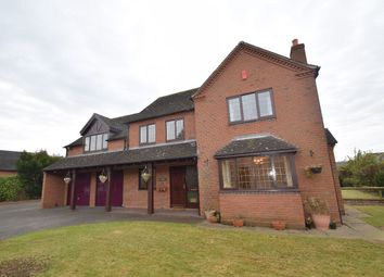 Thumbnail 5 bed detached house to rent in Manor Close, Hinstock, Market Drayton