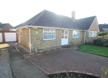 Thumbnail 2 bed bungalow for sale in Copperhouse Road, Strood, Kent