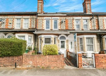 Thumbnail 3 bed terraced house to rent in Liverpool Road, Earley, Reading
