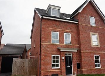 Thumbnail 3 bed semi-detached house to rent in Joseph Hall Drive, Tipton